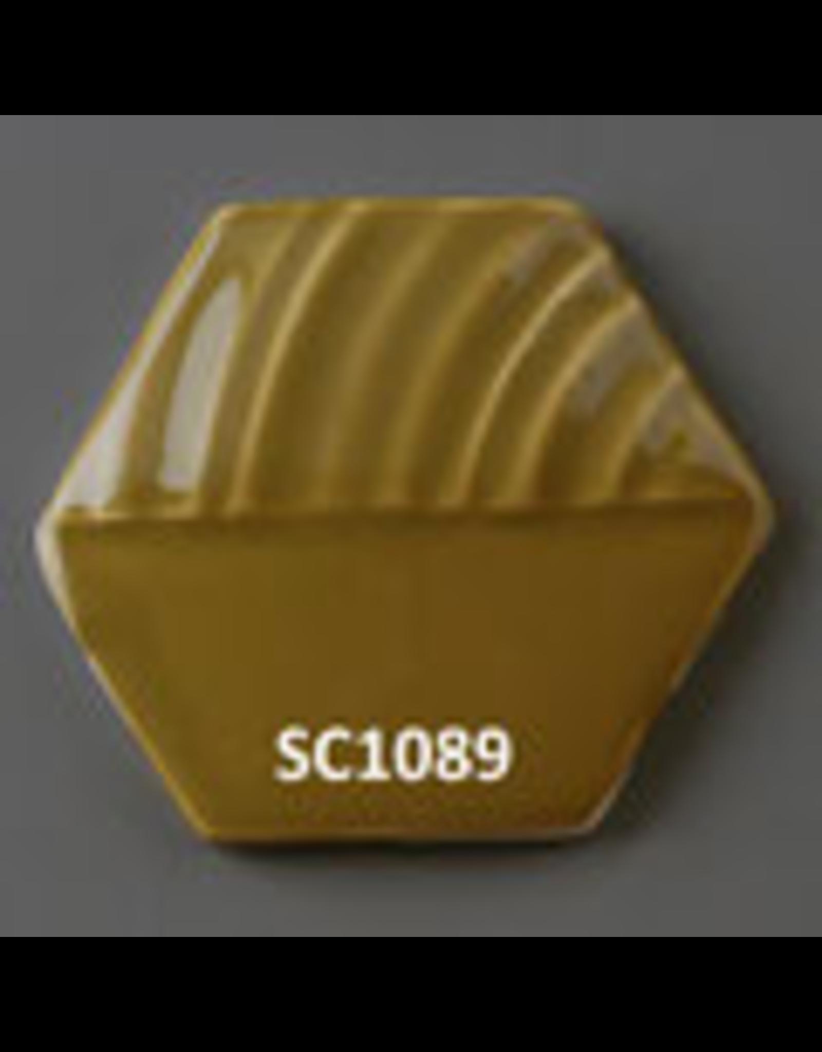 Sneyd Khaki (Zr,Si,Pr,Fe,Co) Glaze Stain