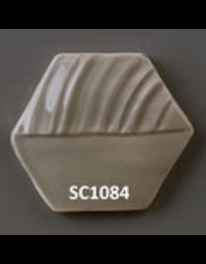 Sneyd Grey (Zr, Si, Pr, V, Fe) Glaze Stain