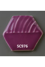 Sneyd Violet (Sn, Cr) Glaze Stain