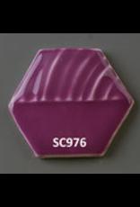 Sneyd Violet (Sn,Cr) Glaze Stain