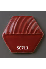 Sneyd Marone (Sn,Cr,Ca,Si) Glaze Stain