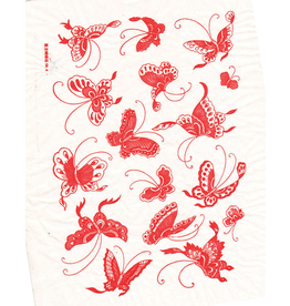 Sanbao Butterfly Decal 04