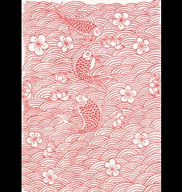 Sanbao Carp Decal 01