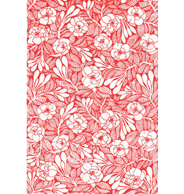 Sanbao Flower decal 04