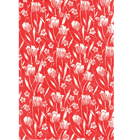 Sanbao Flower decal 08