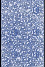 Sanbao Flower decal 06 (underglaze decal - 16cm x 22cm)