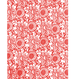 Sanbao Flower decal 15