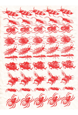 Sanbao Insects decal 2 (underglaze decal - 16cm x 22cm)