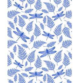 Sanbao Insects Decal - Dragonfly
