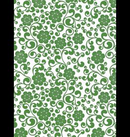 Sanbao Pattern Decal – Vine Flower