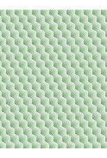 Sanbao Pattern Decal – Escher (Underglaze Decal - 16cm x 22cm)
