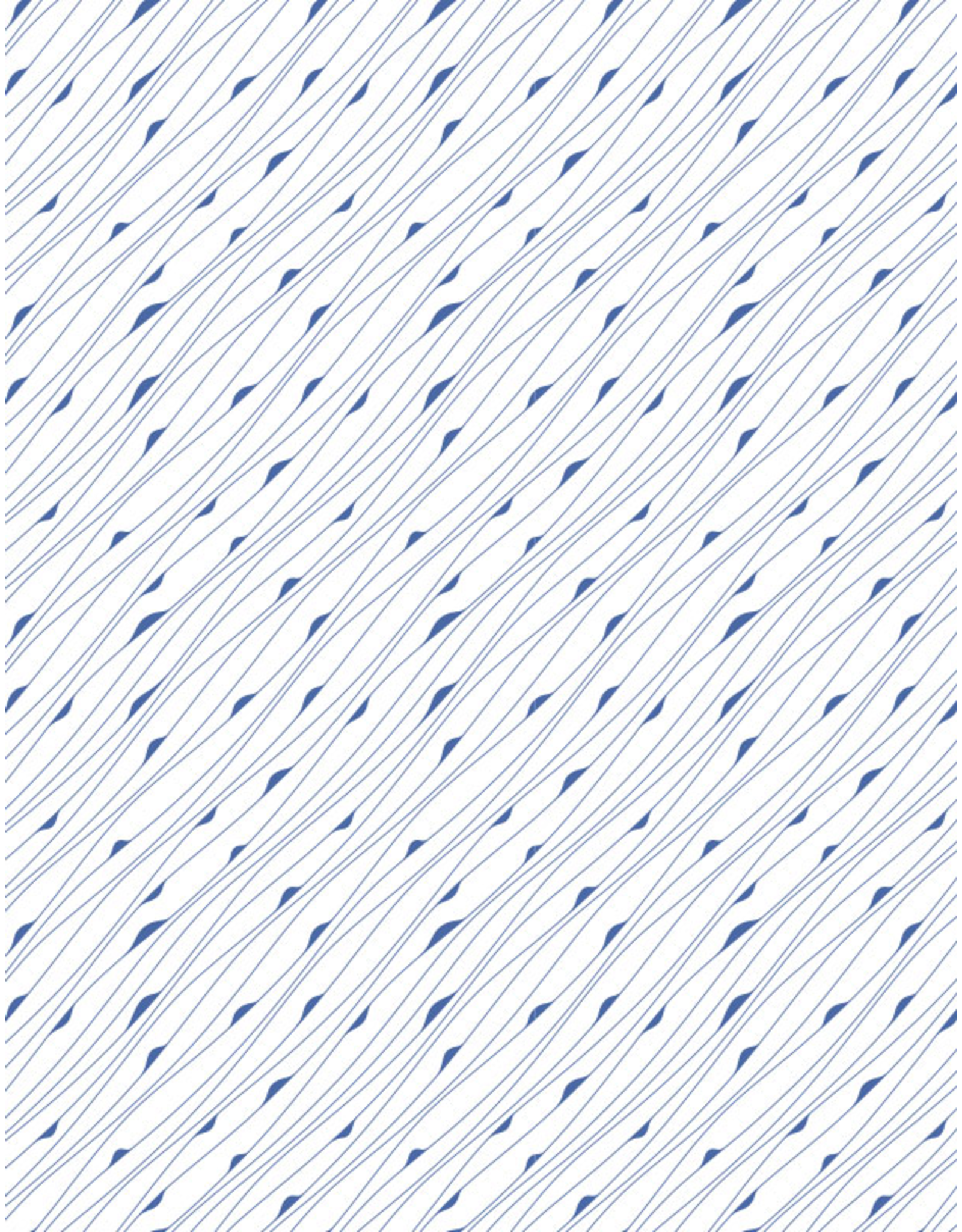 Sanbao Pattern decal – Reeds (underglaze decal - 16cm x 22cm)