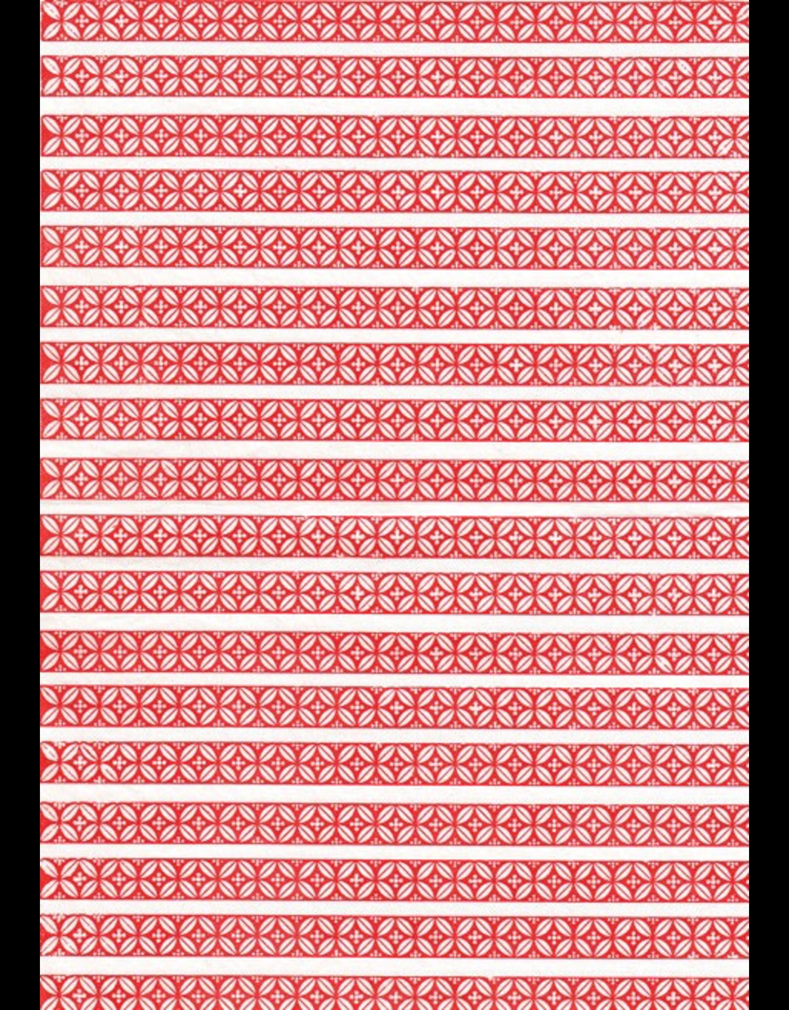Sanbao Pattern decal 2 (underglaze decal - 16cm x 22cm)