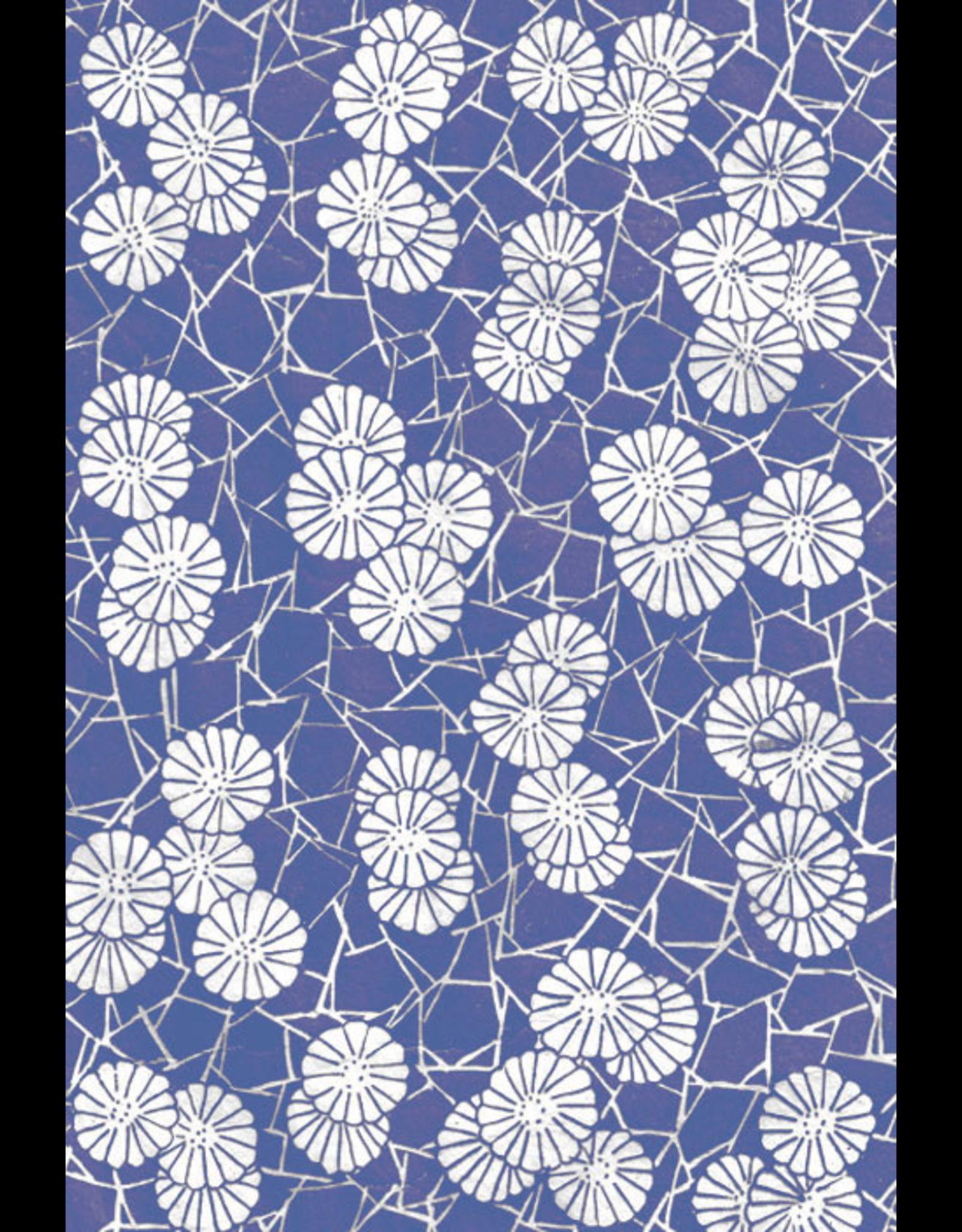 Sanbao Pattern decal 4 (underglaze decal - 16cm x 22cm)