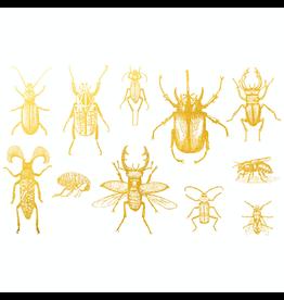 Sanbao Gold Bugs 01 Decal