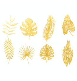 Sanbao Gold Leaf 01 Decal