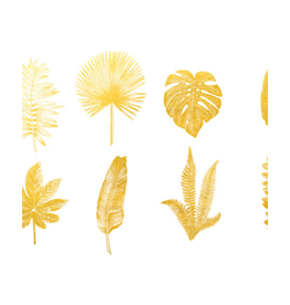 Sanbao Gold Leaf 02 Decal