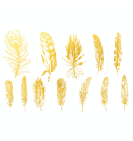 Sanbao Gold Feather 02 Decal