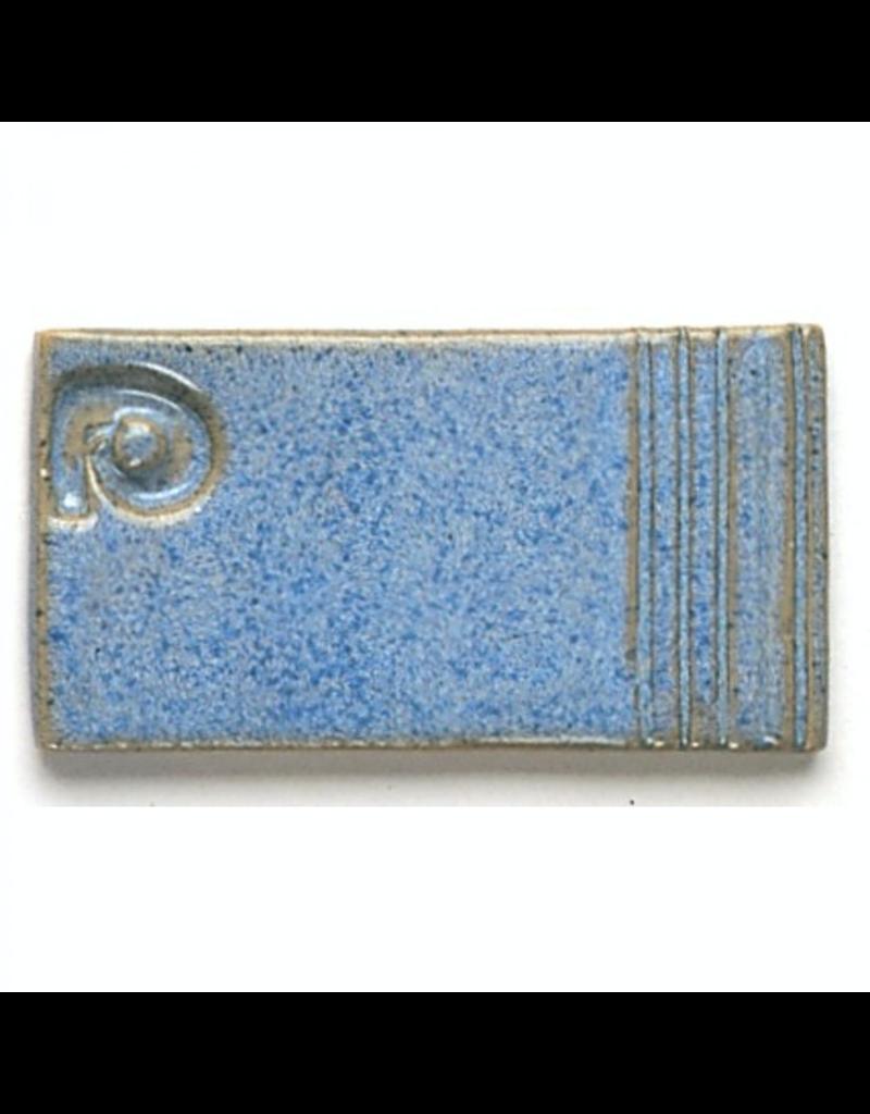 Marbled Blue Stoneware powdered glaze