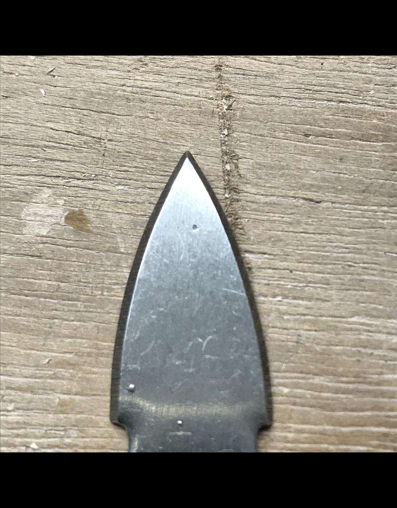 Large Steel Turning Tool (leaf)