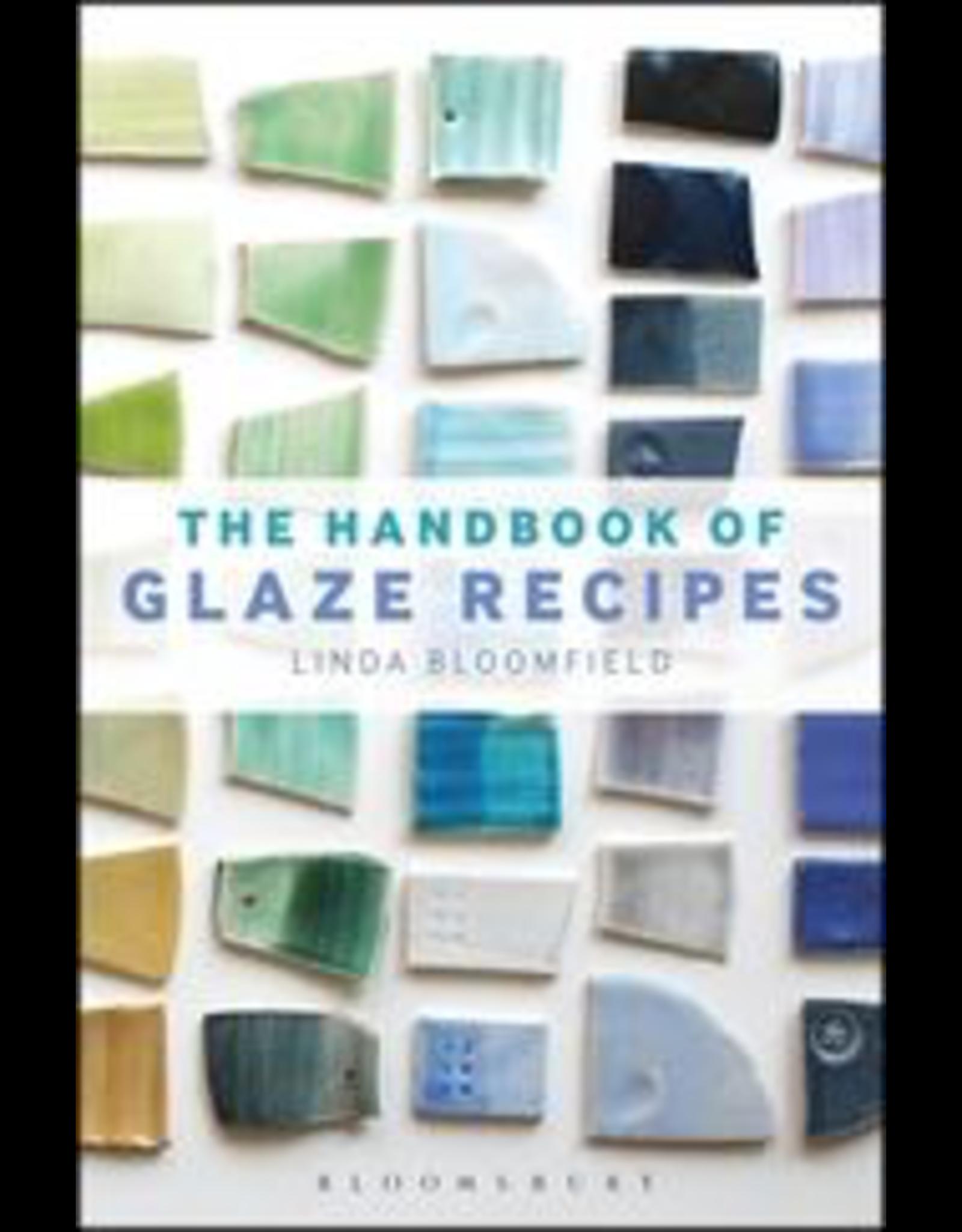 Handbook of Glaze Recipes : Linda Bloomfield