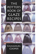 The potter's book of Glaze recipes - Emmanual Cooper