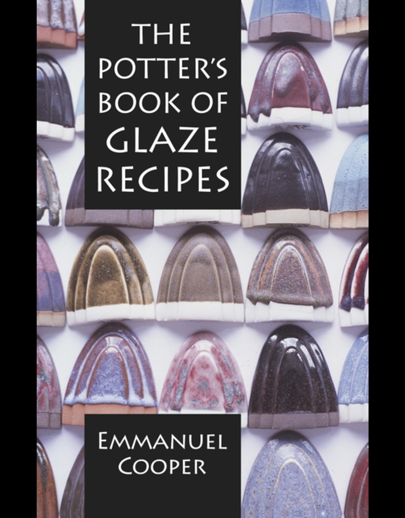 The potter's book of Glaze recipes - Emmanual Cooper