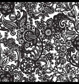 Sanbao Clayshare-Retro Floral
