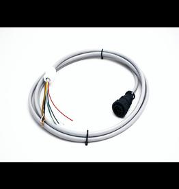 Mitsco AMP Round Plug - 2m
