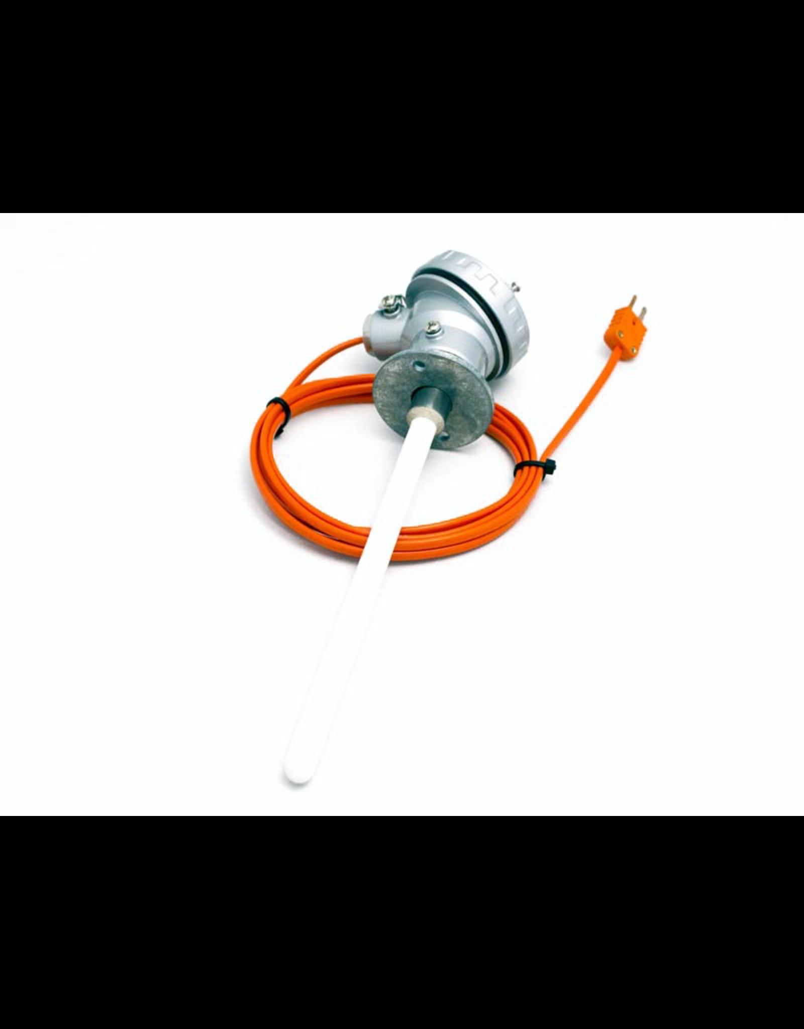 Mitsco 200mm Type R Thermocouple > 1350°C