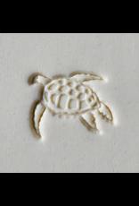 Sea Turtle 3 stamp (2.5cm)