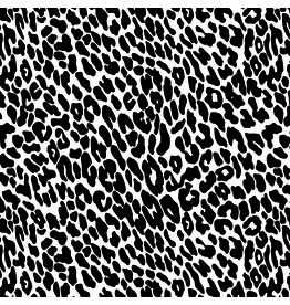 Sanbao Pattern Decal - Leopard Print