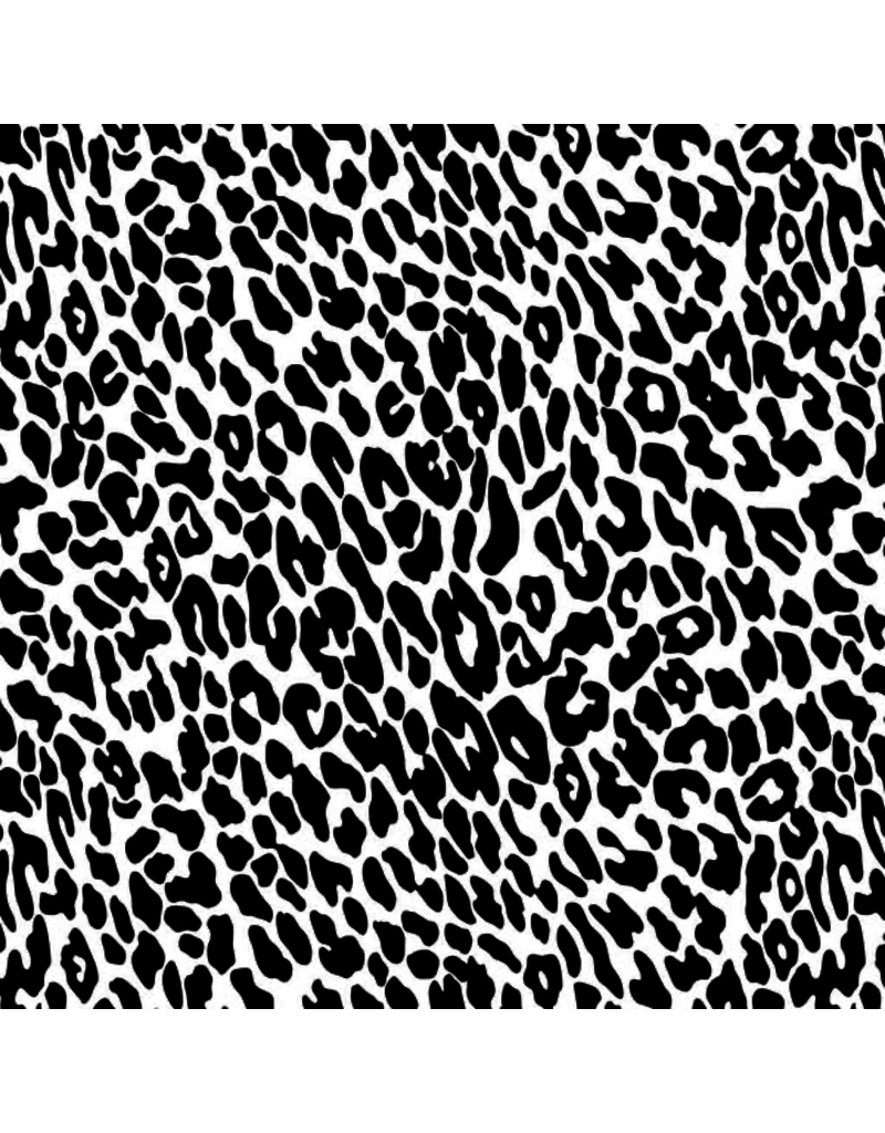 Sanbao Pattern Decal - Leopard Print (Underglaze Decal - 16cm x 22cm)