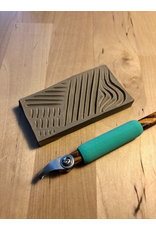 Diamond Core Tools Curved U Tip 1mm (P13) Pencil Carver