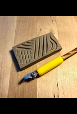 Diamond Core Tools Curved U Tip 3mm (P14) Pencil Carver