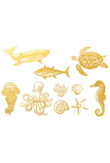 Sanbao Gold Ocean Creatures