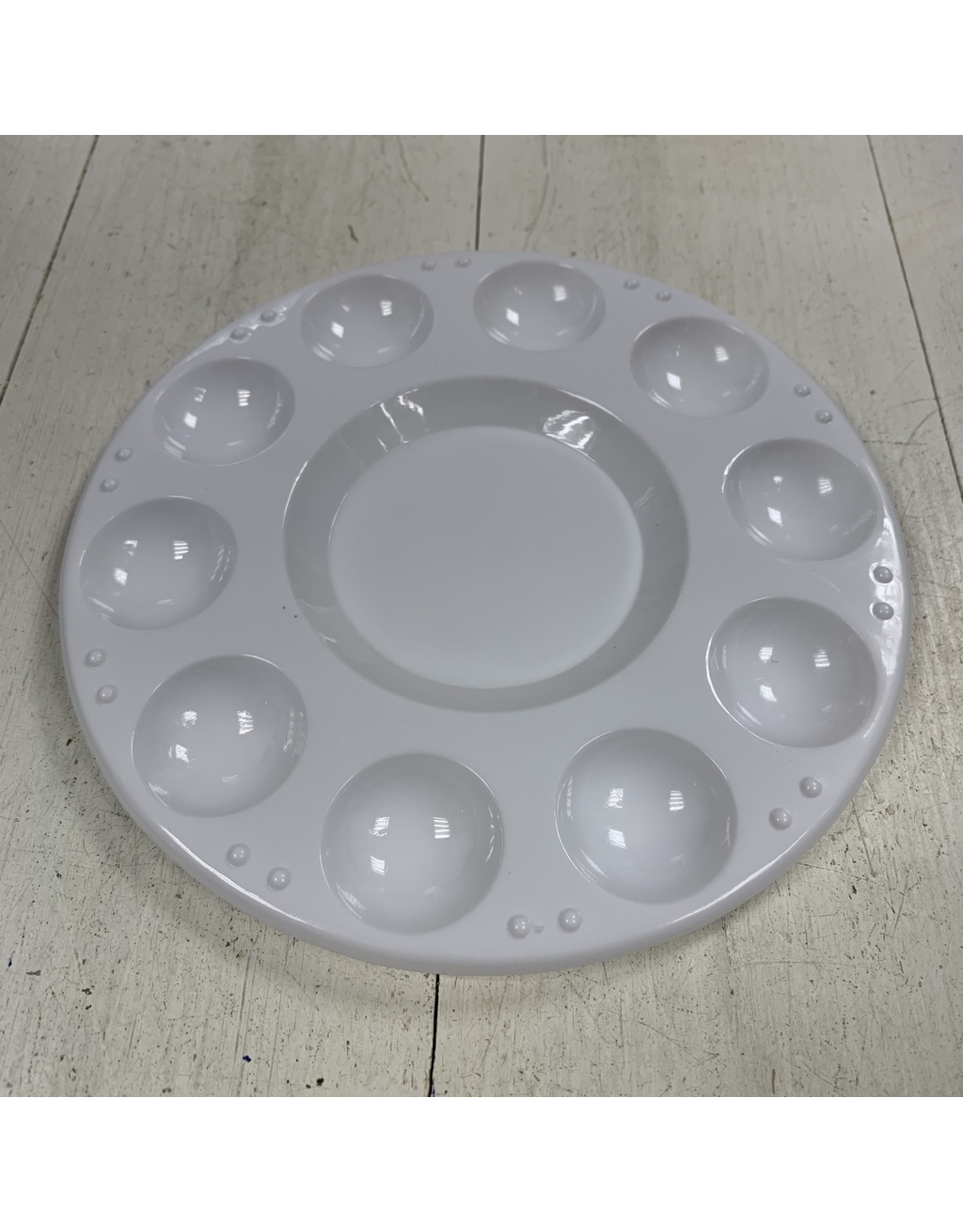 Royal & Langnickel 10 well round palette