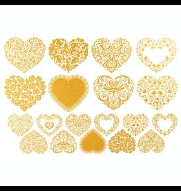 Sanbao Gold Heart