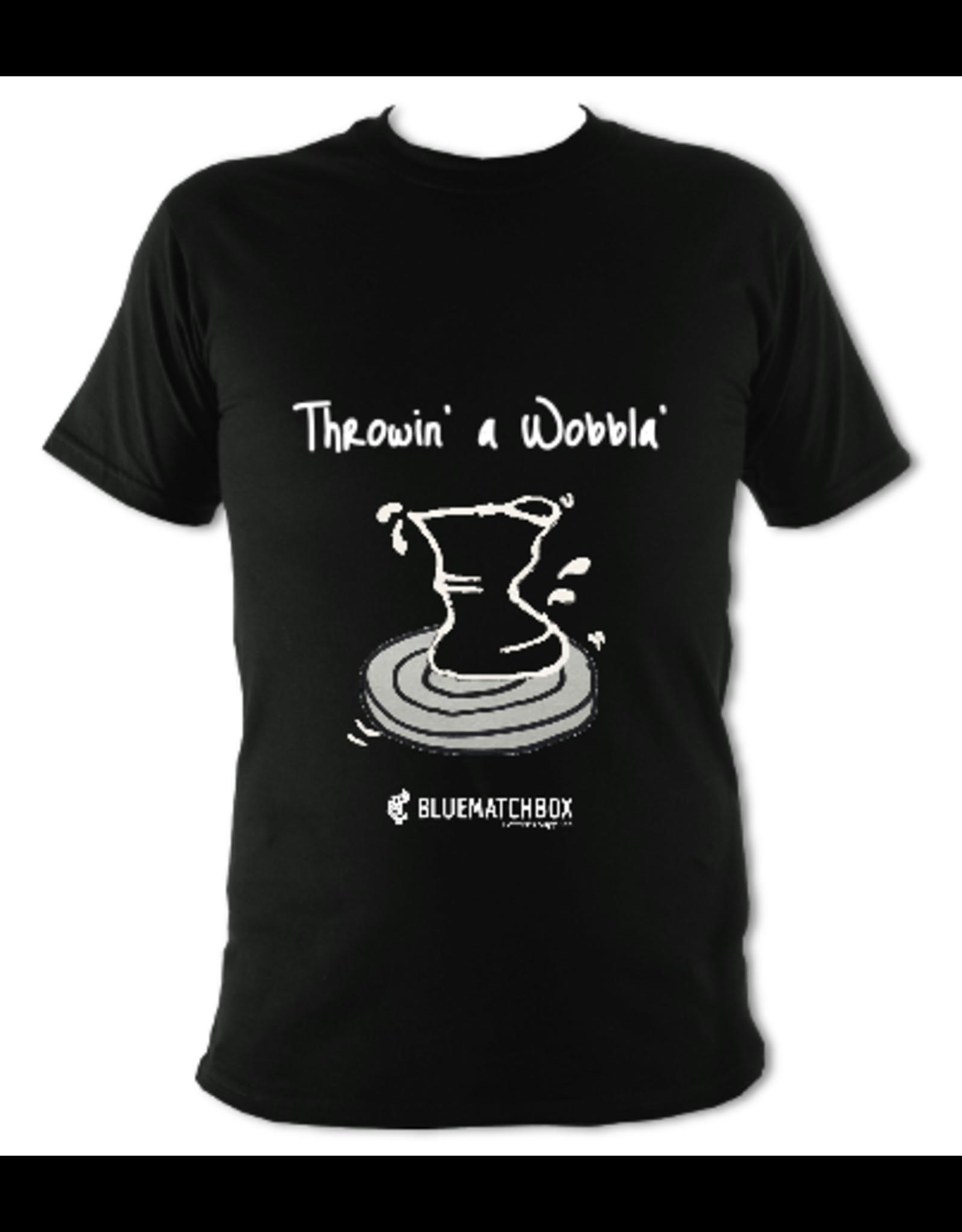 Throwin' a Wobbla' T-shirt