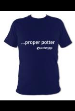 Proper Potter' T-shirt
