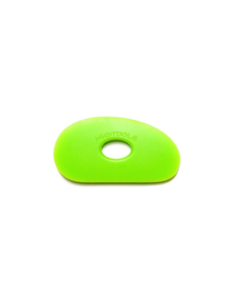 Mudtools Mudtools Polymer rib size 0 Green  (medium)