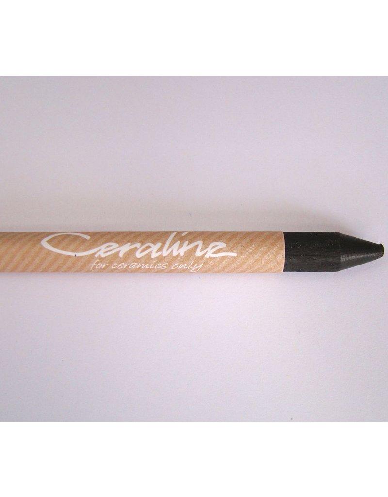 Ceraline Ceraline Stoneware Crayon Black
