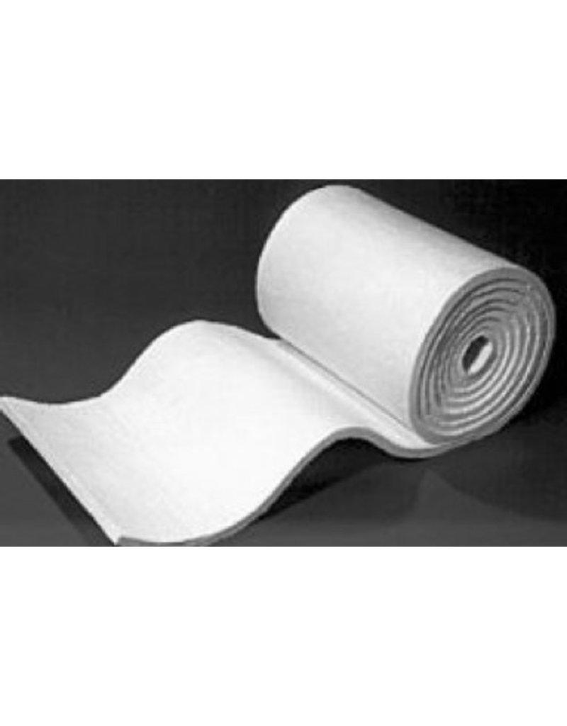 26mm, 128kg ceramic fibre blanket