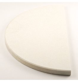 Semi Circle 41.9 x 1.6cm Kiln Shelf