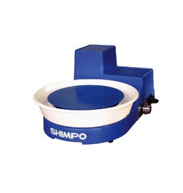 Shimpo Shimpo table top potters wheel (with foot pedal)