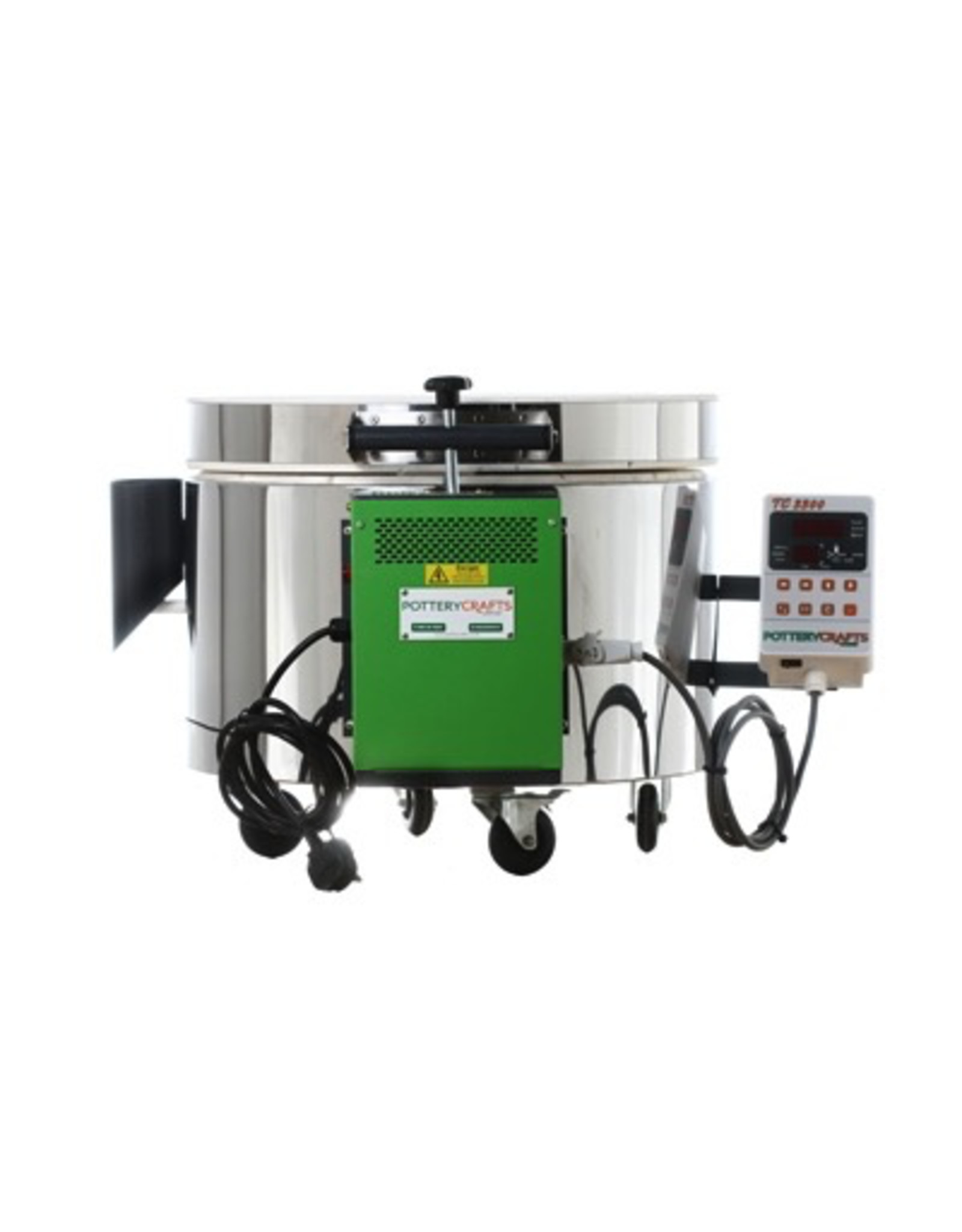 Potterycrafts Potterycrafts Mercury 30lt Electric Kiln includes controller and furniture