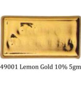 Potclays Colorobbia Lemon Gold 10% Lustre 5g