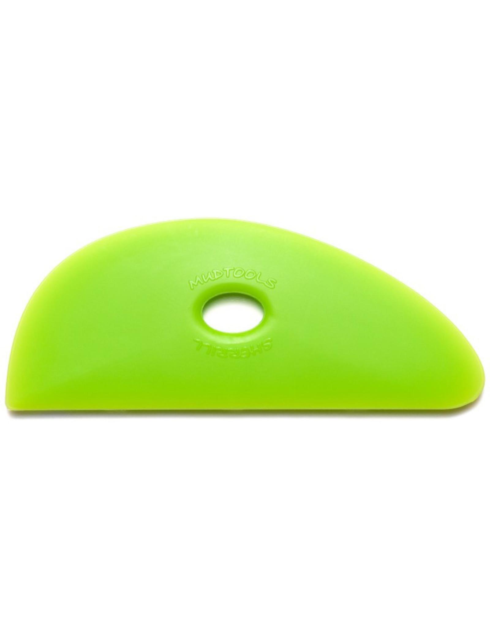 Mudtools Rib 3 (green)