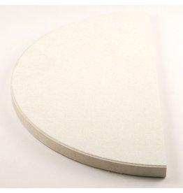 Kiln Shelf Semi Circle 39.4 x 0.95cm