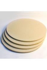 Round 53.3 x 1.6cm Kiln Shelf